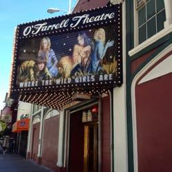 Mitchell Brothers O'Farrell Theatre