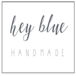 Hey Blue Handmade