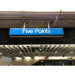 Five Points Marta Station, Atlanta GA