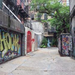 Freeman Alley, NYC