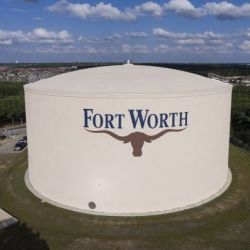 Westside Water Treatment Plant for City of Fort Worth