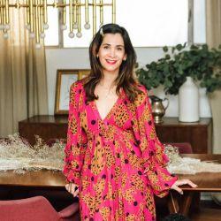 Annette Vartanian of A Vintage Splendor