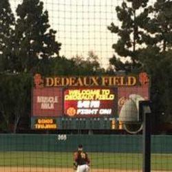 De Deaux Field, University of Southern California