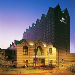 Hilton Houston North, Greenspoint Drive, Houston, TX, USA
