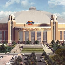 Dickies Arena, Fort Worth, Texas