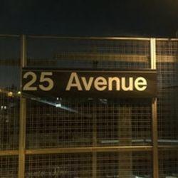25th Avenue Subway Station, Brooklyn, NY