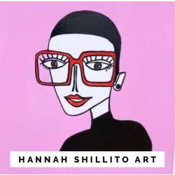 HANNAH SHILLITO ART