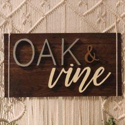 Oak & Vine