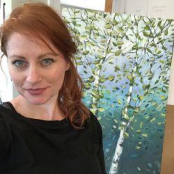Jill Van Sickle Fine Art Paintings