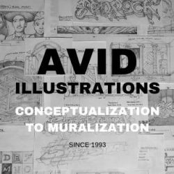 Avid Illustrations