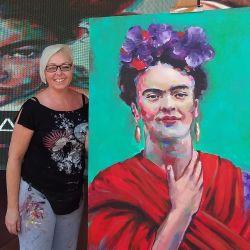 Gina Ribaudo (I Love Murals)