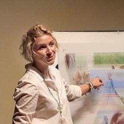 Maeve Eichelberger Art Studio