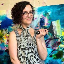 Paulette Insall, Portland Contemporary Artist
