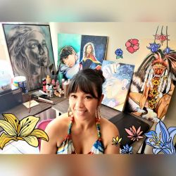 Art of Stacy Nalapraya