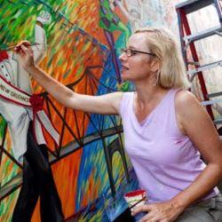 Max Bernardi Art & Murals