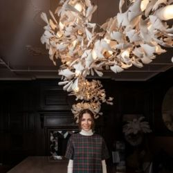ANDREEA BRAESCU PORCELAIN AND LIGHT INSTALLTIONS