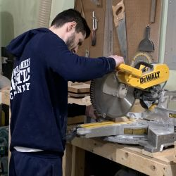 Mike and Mike's Rustic Carpentry