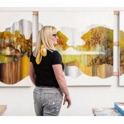 Sarah Winkler Art Studio