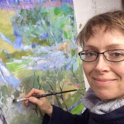 Gill Vines Artist