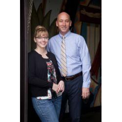 Ruth and Geoff Stricklin (New Jerusalem Studios)