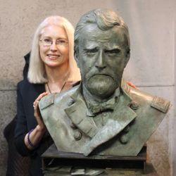 Paula Slater Sculpture