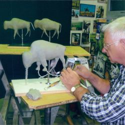 Don Begg / Studio West Bronze Foundry & Art Gallery