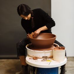Natasha Alphonse Ceramics
