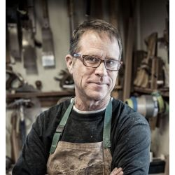 Timothy Clark, Cabinetmaker/Chairwright