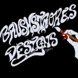 Brushstrokes Designs