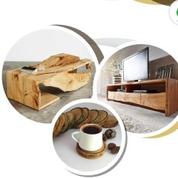 Ravilla Natural Wood Furniture