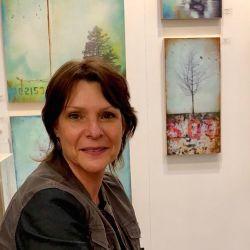 Lori Bagnérès Mixed Media Artist