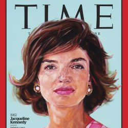 Shana Wilson: TIME Magazine Cover Artist