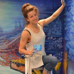 Jessie Novik Murals