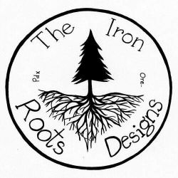 THE IRON ROOTS DESIGNS+