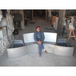 Manuel Palos Sculpture