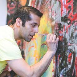 Wonder What If Art by Julio Gonzalez
