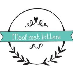 Mooi met letters