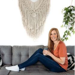 Little Knotty Farmhouse macrame