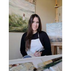 Terrah Ray Fine Art Studio