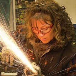 Jackie MacLeod Metal Artist