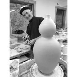 Stephen Gerould Handmade Ceramic Lamps