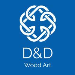 D&D Wood Art