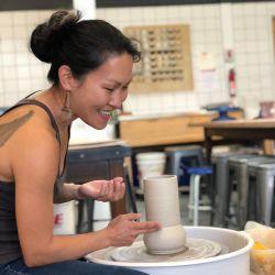 Neon Bowl Ceramics
