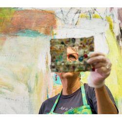 Ellen Rolli Contemporary Painter