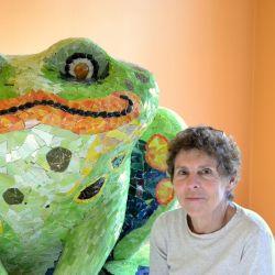 Francine Gourguechon  - Chicago Mosaics