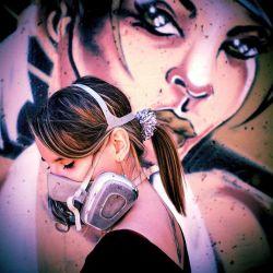 Wuna graffiti