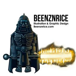 Beenznrice Illustration and Design