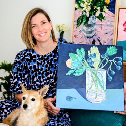 Kate Quinn Art