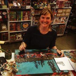 Jackie Avery Paintings