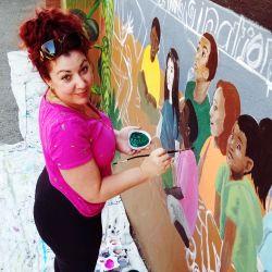 The Bay Area Muralist